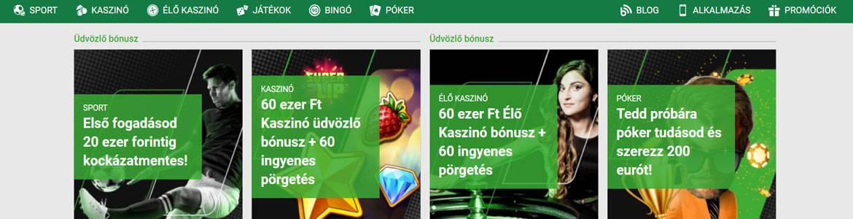 Unibet online kaszinó és sportfogadási oldal vélemények, bónuszok, infók