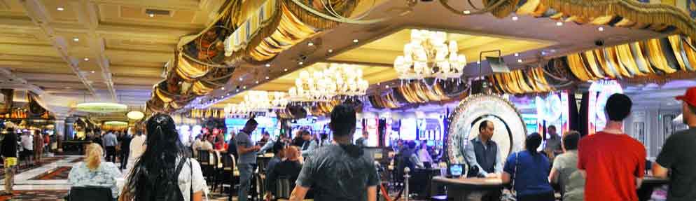 Bellagio - Top 5 kaszinó Las Vegasban