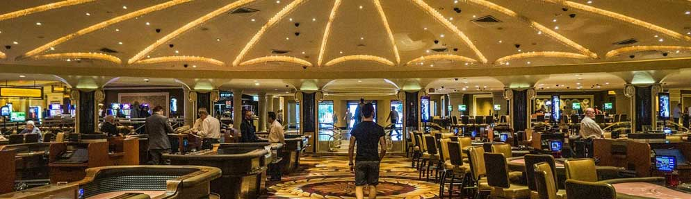 Caesars Palace - Top 5 kaszinó Las Vegasban