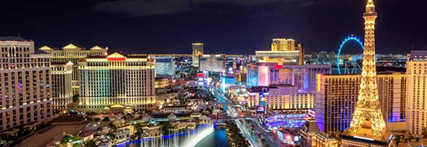 Las Vegas - a kaszinók fővárosa