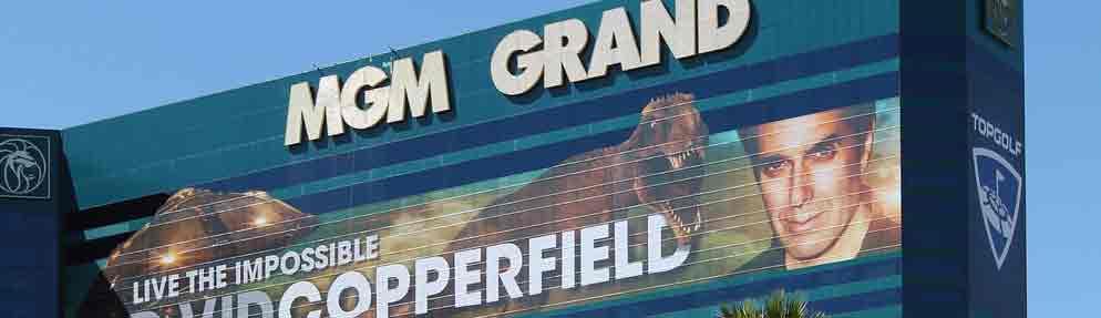 MGM Grand - Top 5 kaszinó Las Vegasban