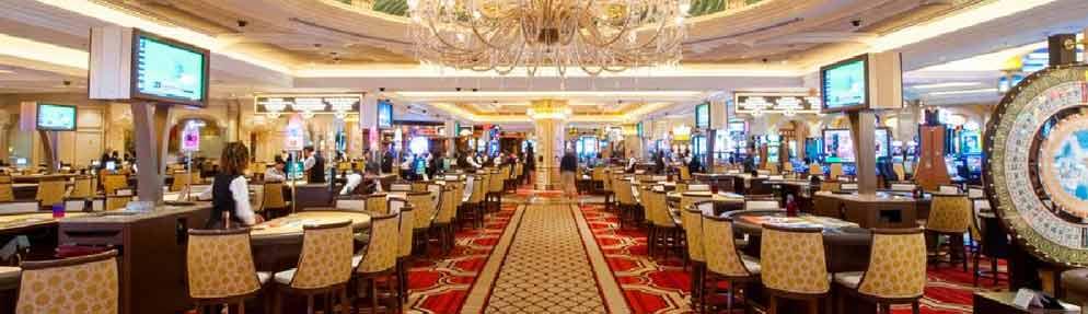 Venetian - Top 5 kaszinó Las Vegasban
