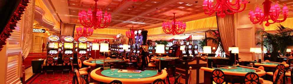 Wynn - Top 5 kaszinó Las Vegasban